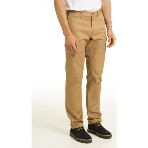 Vêtements Homme Pantalons Chevignon Pantalon chino straight SABLE