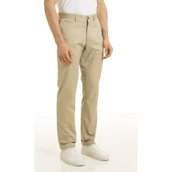 Vêtements Homme Pantalons Chevignon Pantalon chino straight BEIGE CHINO