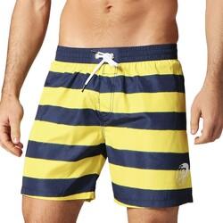Vêtements Homme Maillots / Shorts de bain Diesel Bain Maillot de bain homme à rayures Wave multi Multicolore