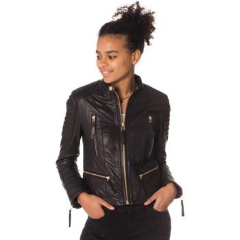 Vêtements Femme Blousons Cityzen SANTA ANA BLACK Noir