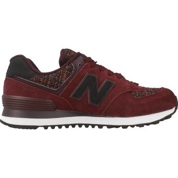 Chaussures Femme Baskets basses New Balance LIFESTYLE Rouge