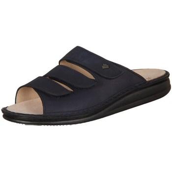 Chaussures Femme Mules Finn Comfort Korfu Marine Buggy Noir