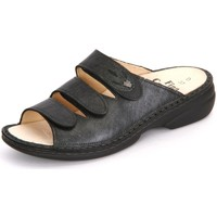Chaussures Femme Mules Finn Comfort Kos Blackargento Luxory Nappaseda