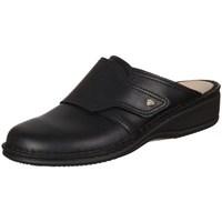 Chaussures Femme Sabots Finn Comfort Aussee Nappa Seda Noir