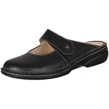 Chaussures Femme Sabots Finn Comfort Stanford Nappa Seda Noir