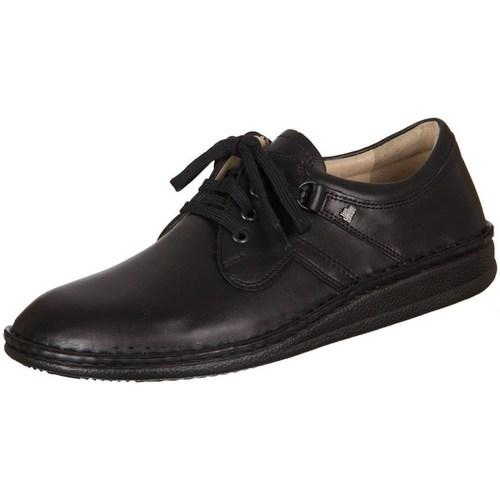 Finn Comfort Vaasa Nappa Noir - Chaussures Derbies Homme