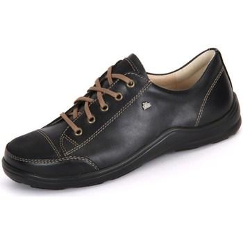 Chaussures Femme Derbies Finn Comfort Soho Nappaseda Noir