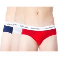Sous-vêtements Homme Slips Calvin Klein Jeans U2661G rouge