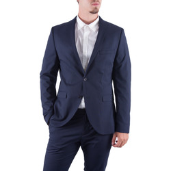 Vêtements Homme Vestes de costume Selected 16051230 bleu