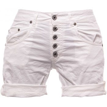 Vêtements Femme Shorts / Bermudas Please P88ACV9M07 Blanc