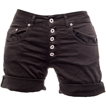 Vêtements Femme Shorts / Bermudas Please P88ACV9M07 Noir