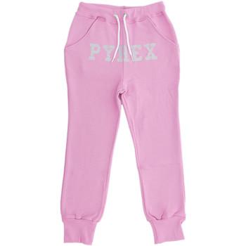 Vêtements Fille Pantalons de survêtement Pyrex 011969 rose