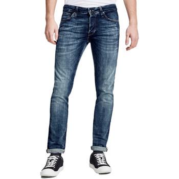 Vêtements Homme Jeans slim Jack & Jones 12133074 bleu