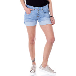 Vêtements Femme Shorts / Bermudas Please P88ABQ2DQH bleu