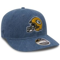 Accessoires textile Casquettes New Era Casquette New Era Green Bay Packers NFL Team Helmet Low Profile Bleu