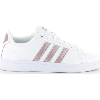 Chaussures Baskets basses adidas Originals CF ADVANTAGE W blanc