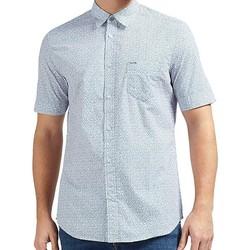 Vêtements Homme Chemises manches courtes Diesel GETLEGG 0609J Bleu