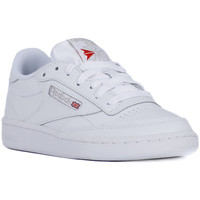 Chaussures Homme Baskets basses Reebok Sport CLUB C 85 Bianco
