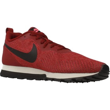 Chaussures Homme Baskets mode Nike MD RUNNER 2 ENG MESH Rouge