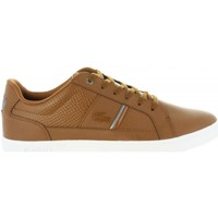 Chaussures Homme Baskets basses Lacoste 34SPM0044 EUROPA Marr?n