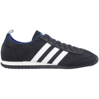 Chaussures Homme Baskets basses adidas Originals Neo VS Jog Black Noir