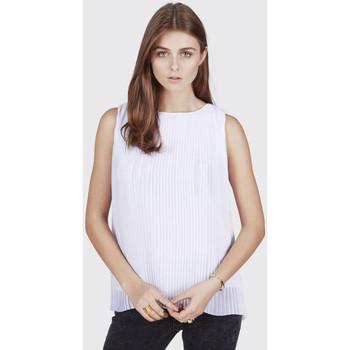 Vêtements Femme Tops / Blouses Minimum MATILDE Blanc