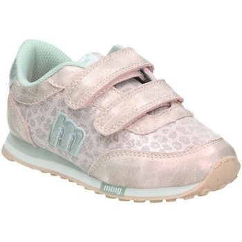 Chaussures Fille Baskets basses MTNG 69119 ROSE