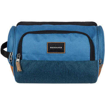 Sacs Homme Trousses de toilette Quiksilver Capsule Blue Night Heather