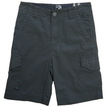 Vêtements Garçon Shorts / Bermudas Fox Short  Boys Slambozo Cargo - Charcoal Gris