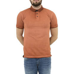 Vêtements Homme Polos manches courtes Lee Cooper polos  006113 bradon 2439 orange orange