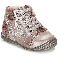 Chaussures Fille Baskets montantes GBB ROSEMARIE Rose