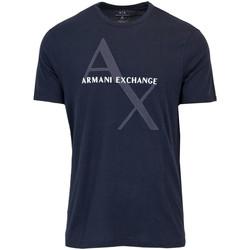 Vêtements Homme T-shirts manches courtes EAX 8NZT76 Z8H4Z bleu
