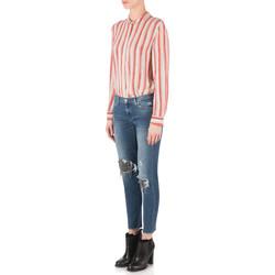 Vêtements Femme Chemises / Chemisiers Armani jeans 3Y5C40 Multicolore