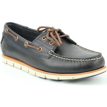 Chaussures Homme Chaussures bateau Timberland Homme timberland bateaux tidelands bleu