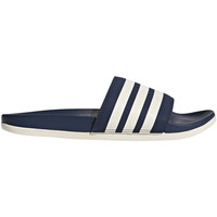 Chaussures Homme Sandales sport adidas Performance Adilette Cloudfoam Plus Stripes Collegiate Navy / Chalk White / Collegiate Navy