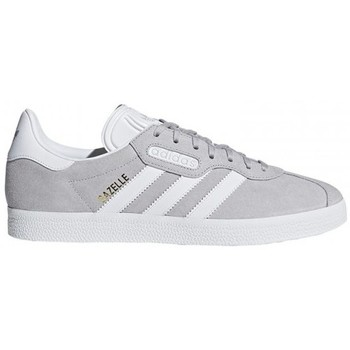 adidas Originals Gazelle Super Essential gris - Chaussures Baskets basses
