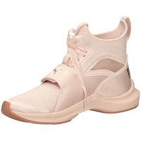 Chaussures Femme Baskets montantes Puma PHENOM SATIN EP WN S rose