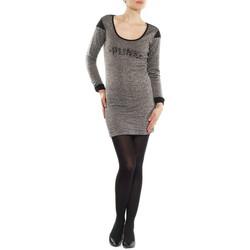 Vêtements Femme Robes Le Temps des Cerises Robe Savana Gris Gris