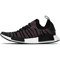 Chaussures Homme Baskets basses adidas Originals NMD R1 STLT Primeknit - Ref. CQ2386 Noir