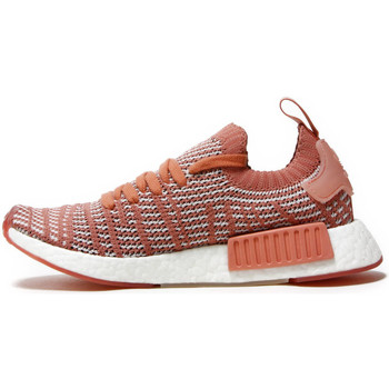 Chaussures Femme Baskets basses adidas Originals NMD R1 STLT Primeknit - Ref. CQ2028 Rose