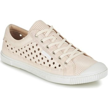 Chaussures Femme Baskets mode Pataugas Femme pataugas sneakers bague Beige