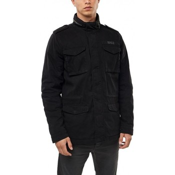 Vêtements Homme Blousons O'neill Veste  Lm M65 So Call - Black Out Noir