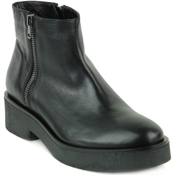 Chaussures Femme Boots Accessoire Diffusion boots creepers Noir