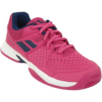 Chaussures Fille Fitness / Training Babolat Pulsion all court girl Rose