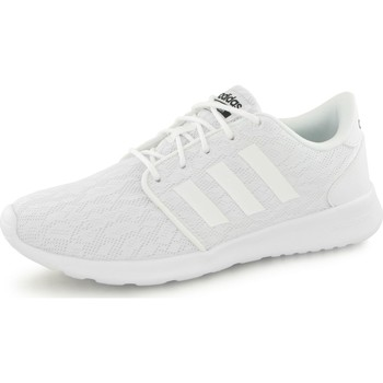 Chaussures Femme Baskets basses adidas Originals Baskets  Clouffoam Qt Racer Blanc F blanc