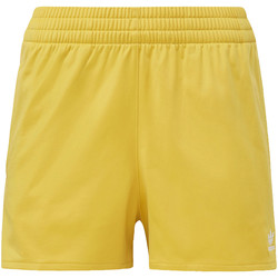 Vêtements Femme Shorts / Bermudas adidas Originals Short 3-Stripes Jaune