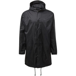 Vêtements Homme Coupes vent adidas Originals Manteau Trefoil Manager Noir