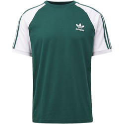 Vêtements Homme T-shirts manches courtes adidas Originals T-shirt 3-Stripes Vert