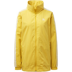 Vêtements Femme Coupes vent adidas Originals Veste Stadium Jaune