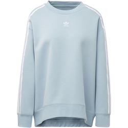 Vêtements Femme Sweats adidas Originals Sweat-shirt Crew Bleu / Gris